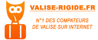 Valise Rigide : test & comparatif 2016